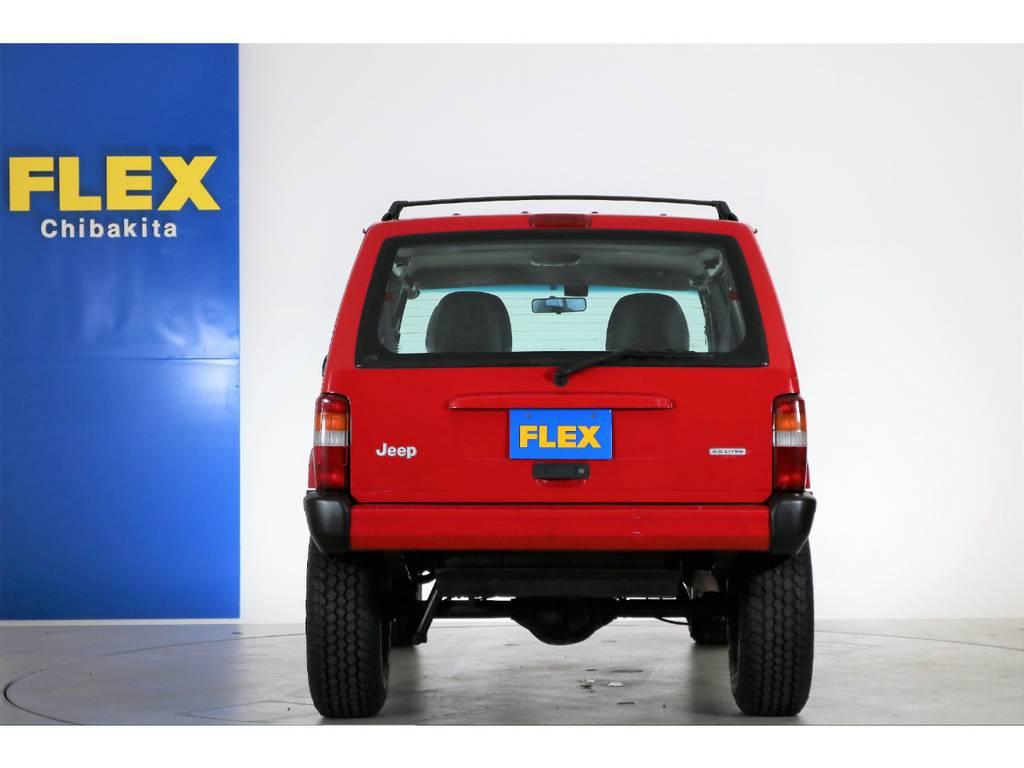 日本全国どこでも販売、納車致します!!   ジープ チェロキー スポーツ 4WD
