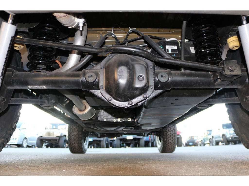 下回り高圧洗浄済み!! | ジープ ラングラー アンリミテッド スポーツ 4WD
