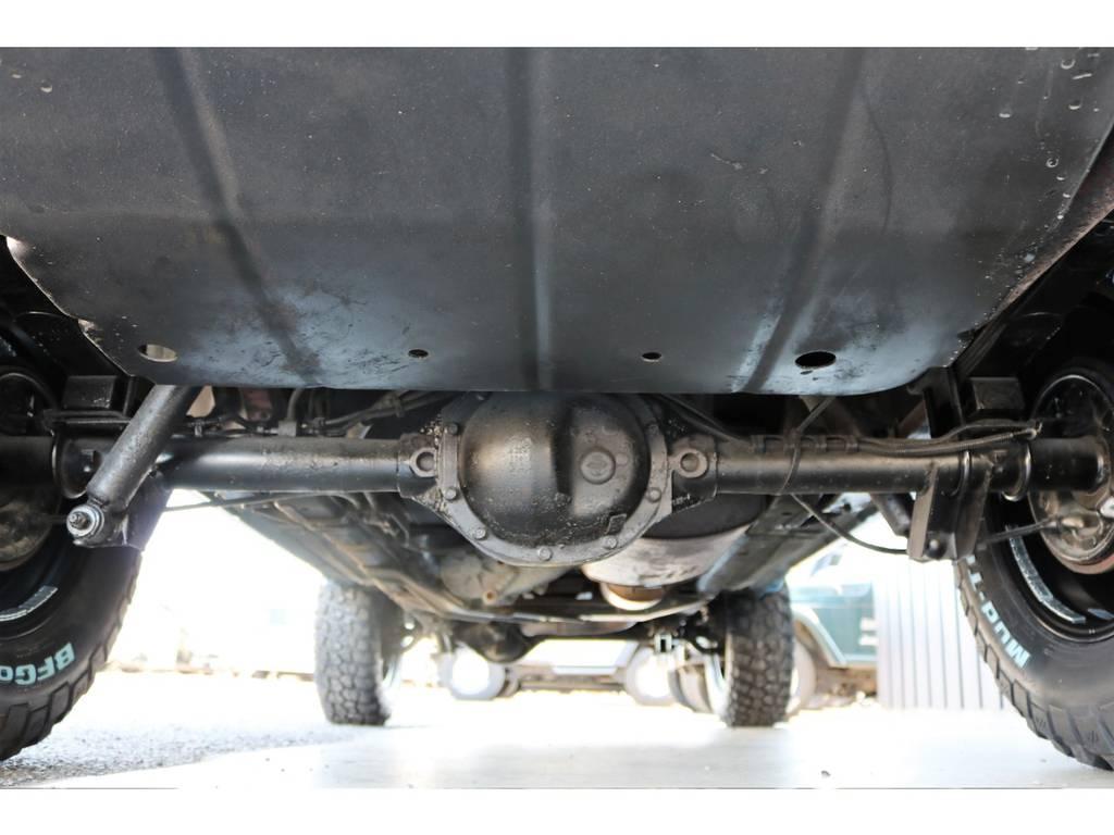 下回り高圧洗浄済み! | ジープ チェロキー リミテッド 4WD