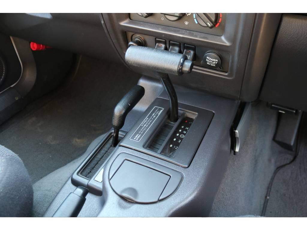 シフト回りも劣悪なダメージもありません! | ジープ チェロキー スポーツ 4WD