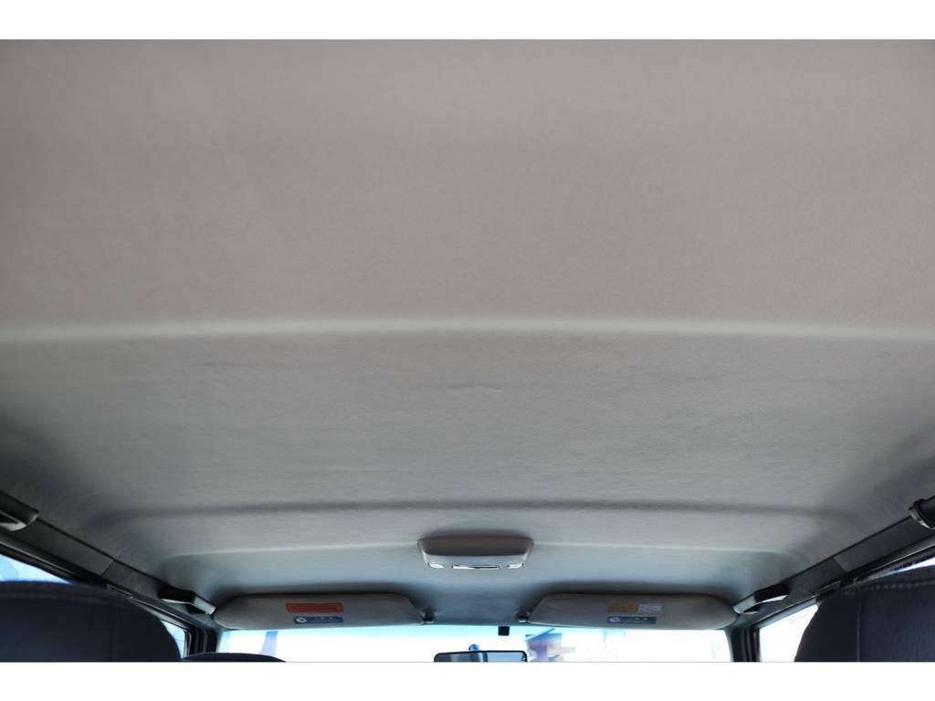 【新品】天張り張り替えなのでとても綺麗です! | ジープ チェロキー スポーツ 4WD