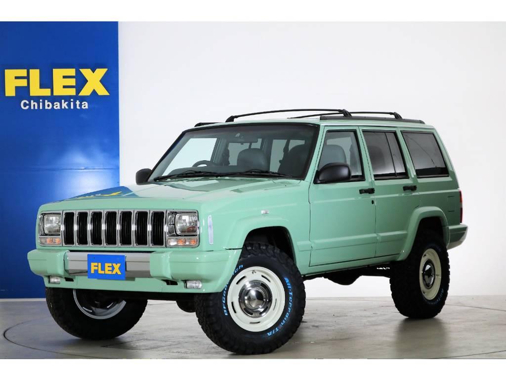 ~1997年モデル XJチェロキー リミテッド~ | ジープ チェロキー リミテッド 4WD