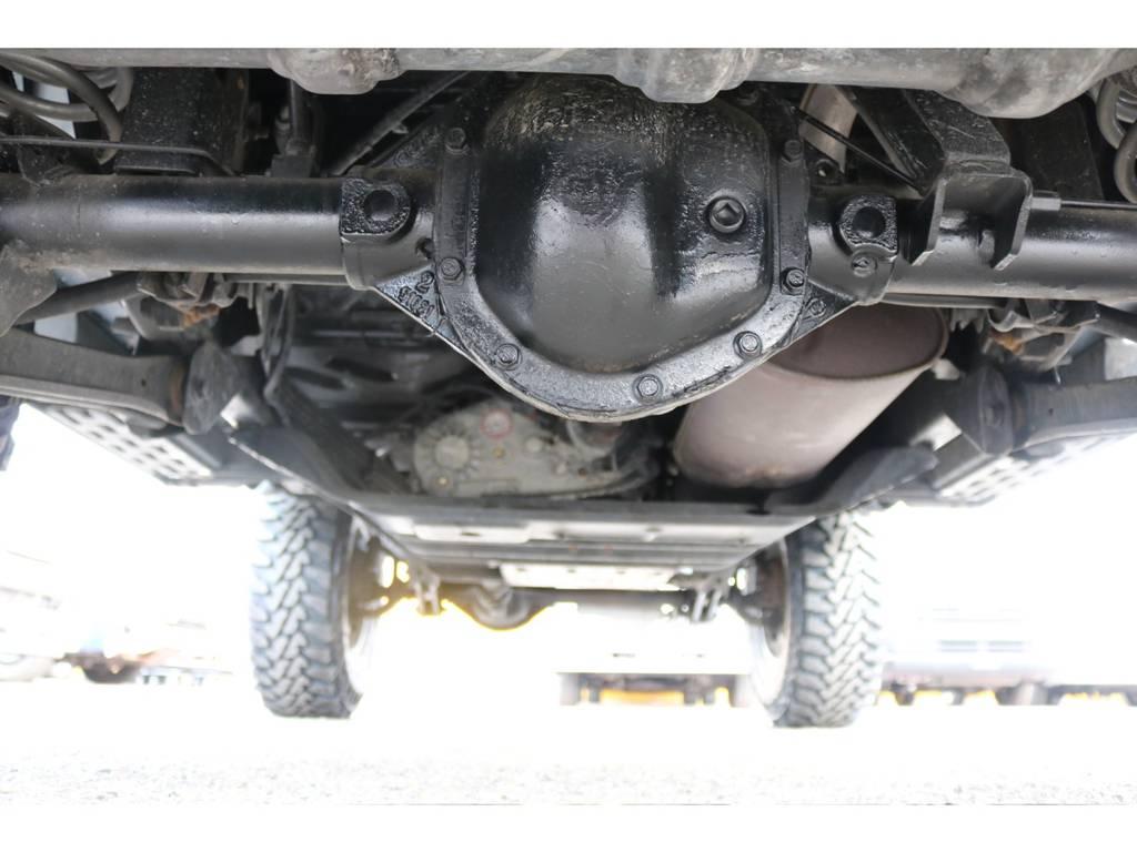 下回り高圧洗浄済み!!   ジープ ラングラー サハラ ハードトップ 4WD