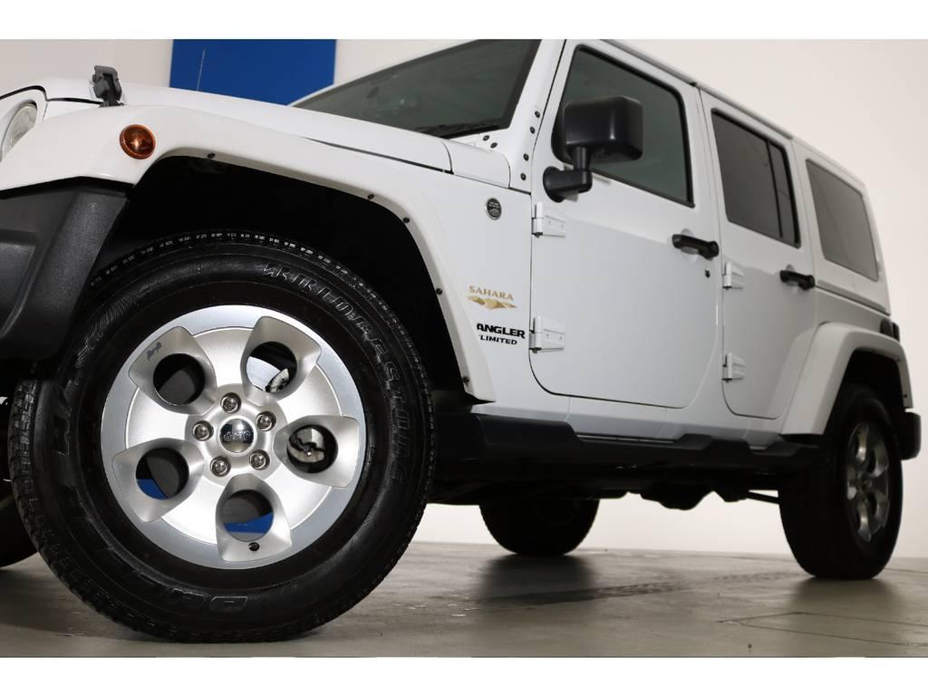 走行1万キロ台!! | ジープ ラングラー アンリミテッド サハラ 4WD