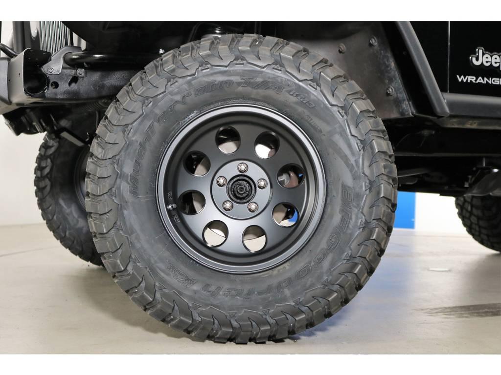 新品タイヤホイール☆   ジープ ラングラー スポーツ ソフトトップ 4WD
