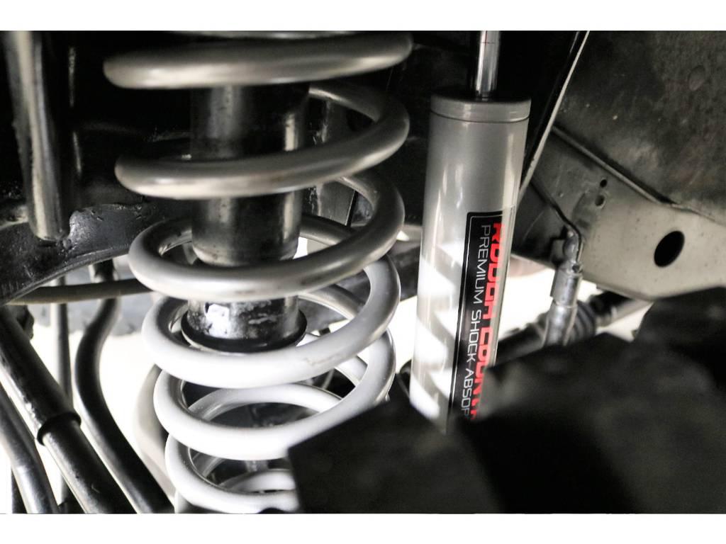 Rouch coutry 4インチリフトUP(新品装着)   ジープ ラングラー スポーツ ソフトトップ 4WD