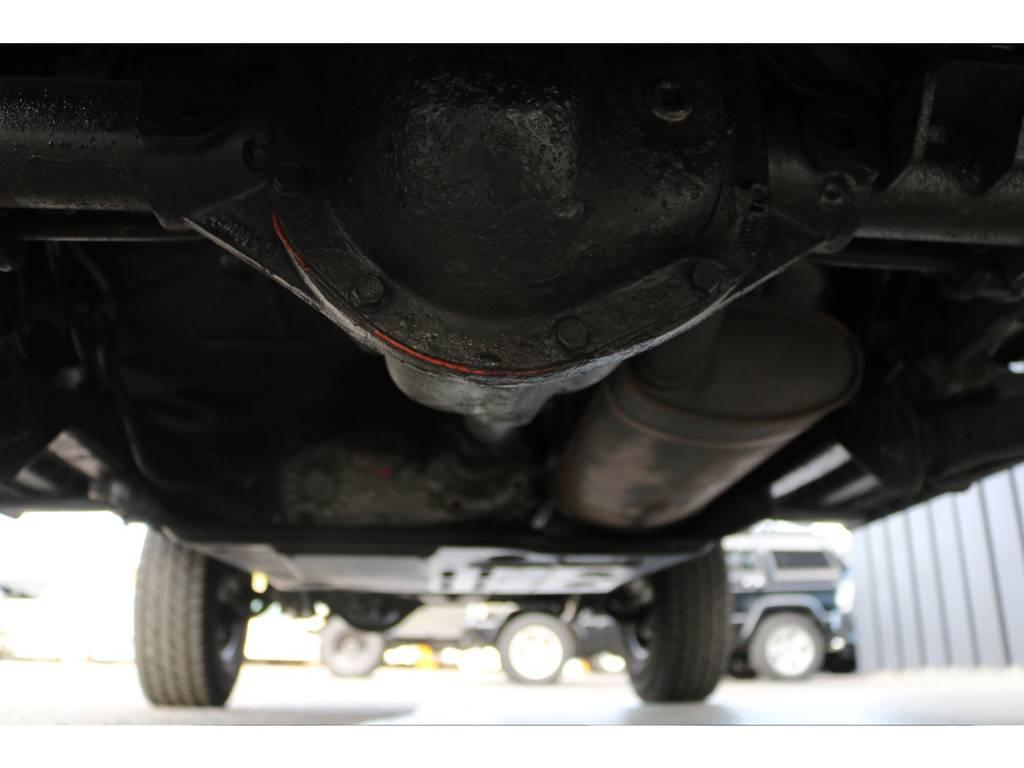 下回り高圧洗浄済み! | ジープ ラングラー スポーツ ソフトトップ 4WD