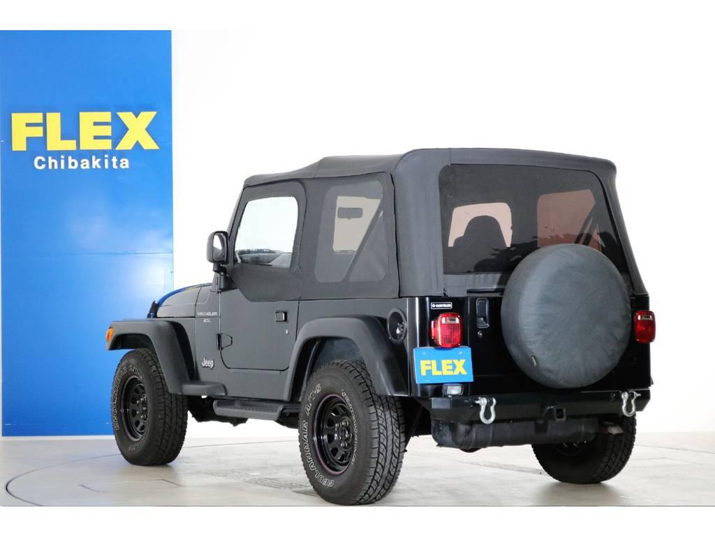 日本全国どこでも販売、納車致します!! | ジープ ラングラー スポーツ ソフトトップ 4WD