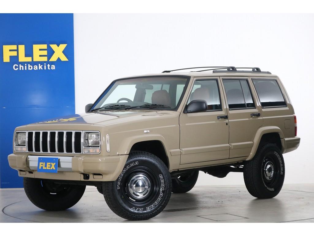 ~2001年式XJチェロキースポーツ 4WD~