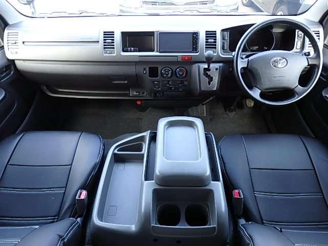 レジアスエース 2.7 スーパーGL ワイド ミドルルーフ ロングボディ 4WD