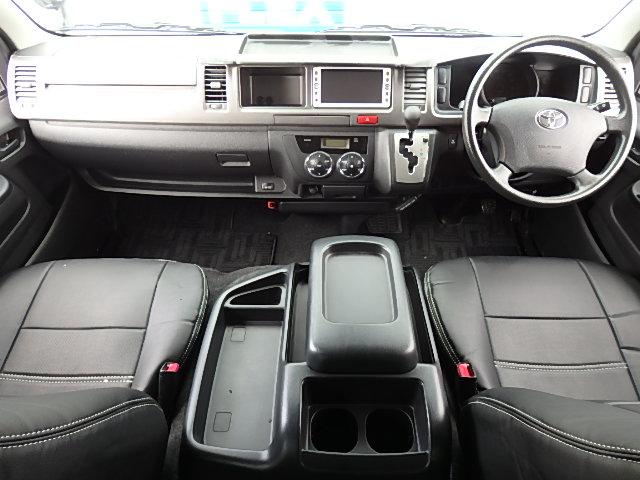 レジアスエース 2.7 マルチロールトランスポーター タイプⅡ ワイド ロング 4WD