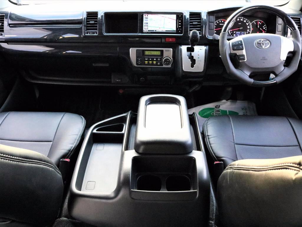 4型ハイエースワゴン!ついに入庫致しました! | トヨタ ハイエース 2.7 GL ロング ミドルルーフ 4WD 4型 20inダイナスティ 新品SDナビ