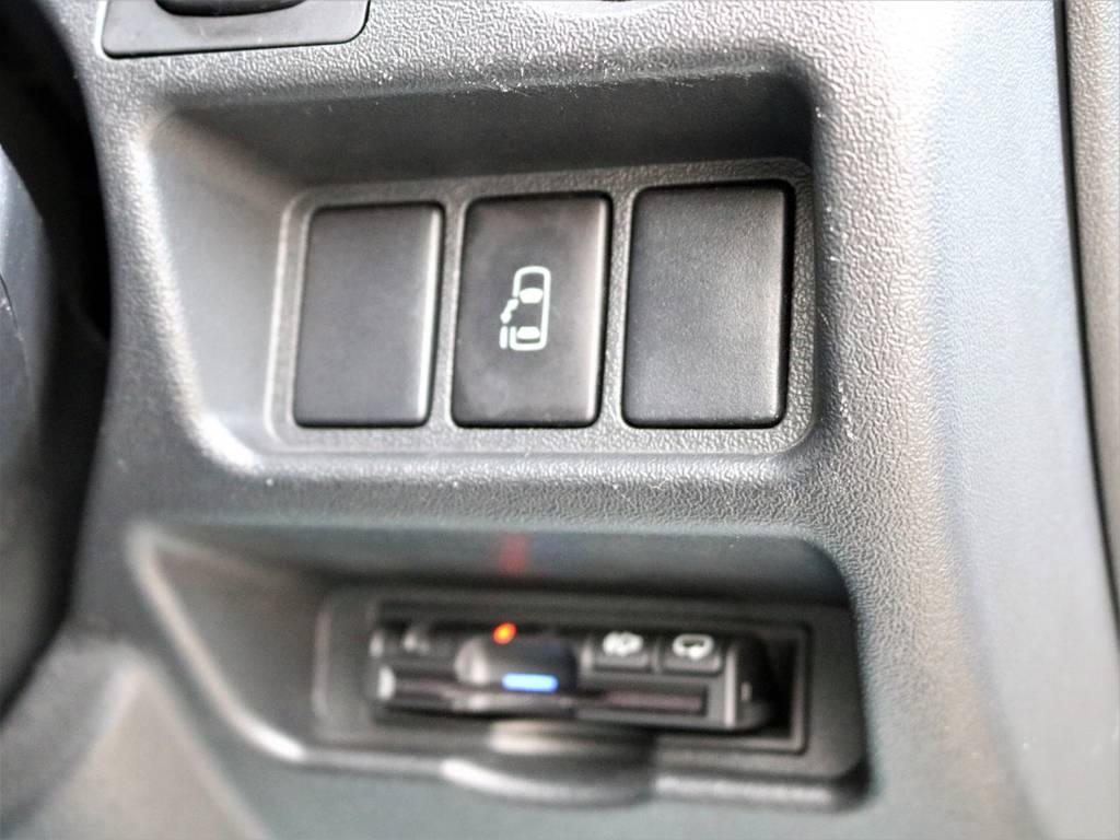 パワースライドドア!ビルトインETC! | トヨタ ハイエース 2.7 GL ロング ミドルルーフ 4WD 4型 20inダイナスティ 新品SDナビ