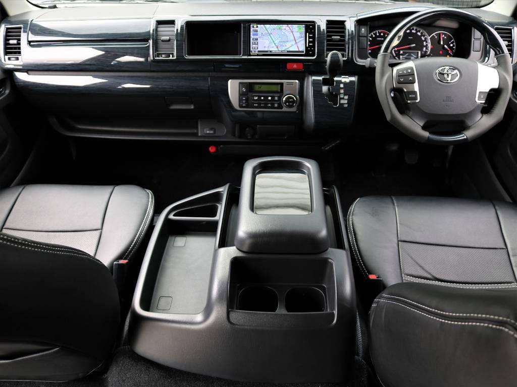 新車未登録ハイエースワゴンGL4WD トヨタセーフティー付き   トヨタ ハイエース 2.7 GL ロング ミドルルーフ 4WD FLEX Ver1 ツインナビPKG