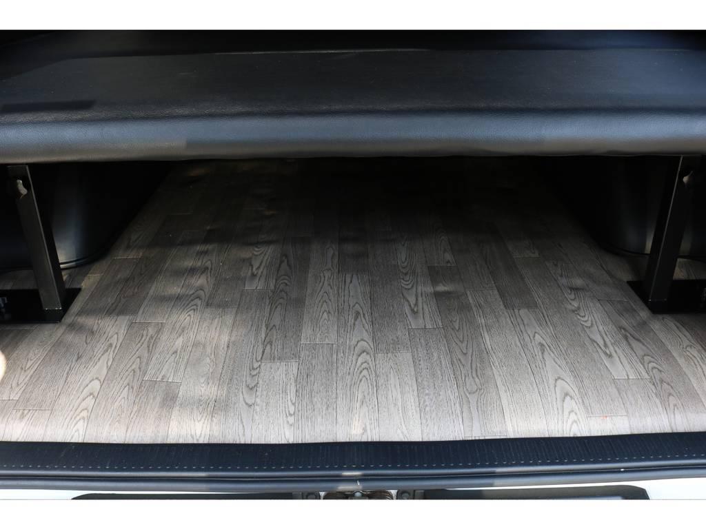 CFマット付き! | トヨタ ハイエースバン 3.0 スーパーGL  ダークプライム ロングボディ ディーゼルターボ
