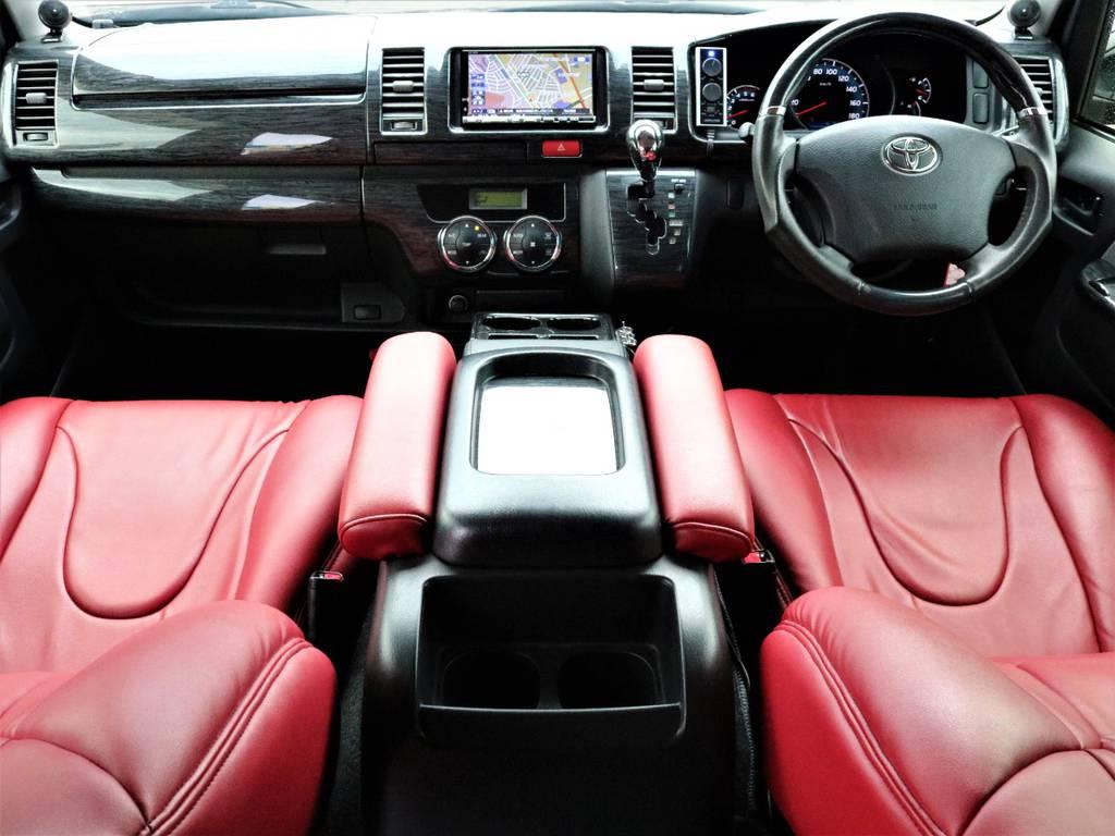 【H24 3型レジアスエースV 4WD S-GL フルエアロ】   トヨタ レジアスエース 3.0 スーパーGL ロングボディ ディーゼルターボ 4WD TSDフルエアロ新品ゼロブレイクフォース