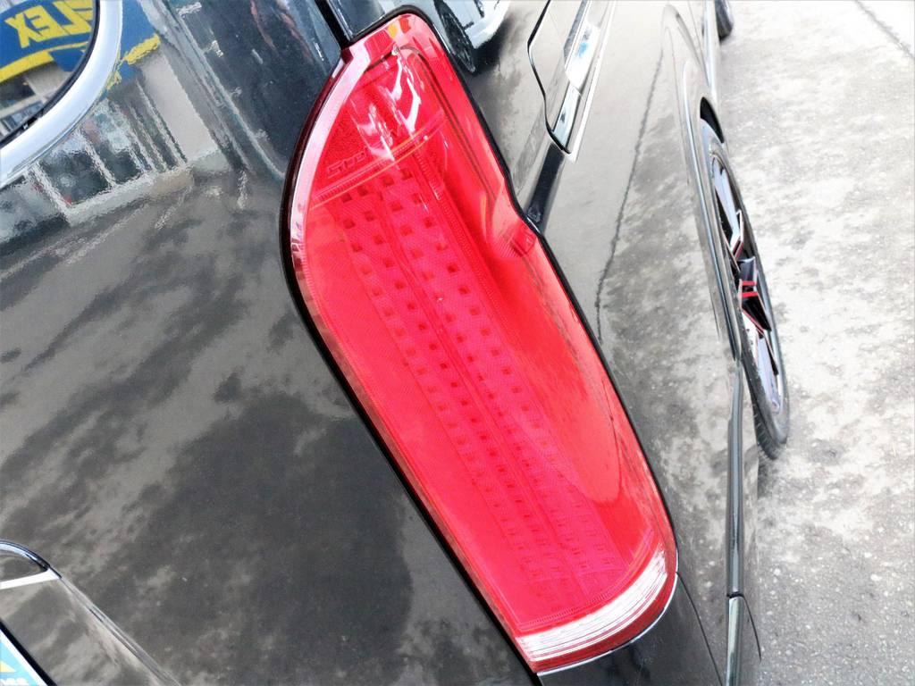 ステラV LEDテールランプ!   トヨタ レジアスエース 3.0 スーパーGL ロングボディ ディーゼルターボ 4WD TSDフルエアロ新品ゼロブレイクフォース