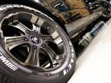 FLEXオリジナルカラーバルベロディープス&ナスカータイヤ17in装着!