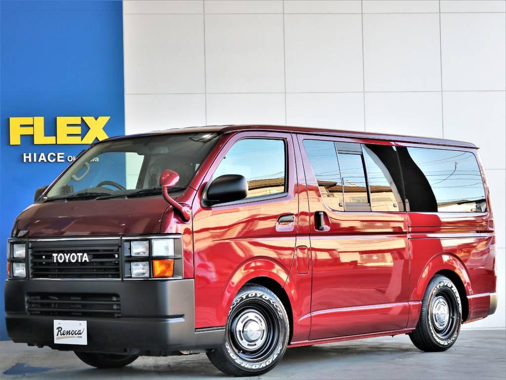 FLEXハイエースさいたま桶川店 お問い合わせはこちらまで 0487799122