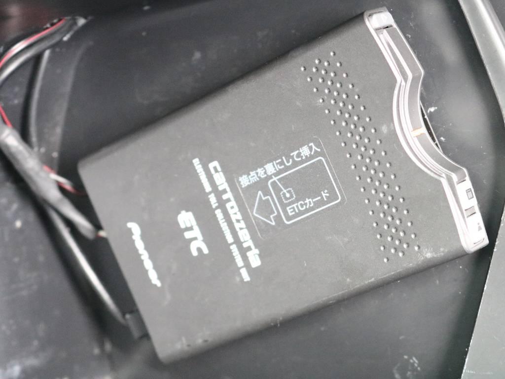 ETCも完備です! | トヨタ ハイエースバン 3.0 スーパーGL ロング ディーゼルターボ 4WD