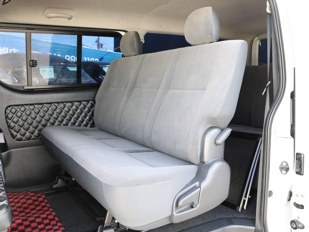 8人乗り3ナンバー登録車!l構造変更済み! | トヨタ ハイエースバン 3.0 スーパーGL ロング ディーゼルターボ 4WD