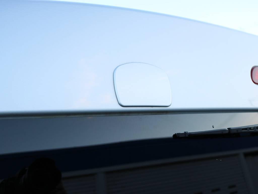 ミラーホールカバー付き! | トヨタ ハイエース 2.7 GL ロング ミドルルーフ 4WD 内装架装車輌