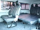ハイエース 2型 ワゴン 折畳式ベッドキット