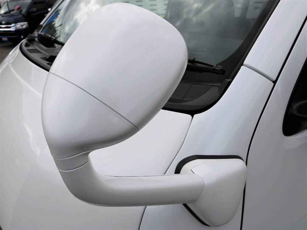 ガッツミラー同色施工! | トヨタ ハイエースバン 2.8 スーパーGL ダークプライムⅡ ロングボディ ディーゼルターボ 4WD ベッドキッド&ワイルドカスタム