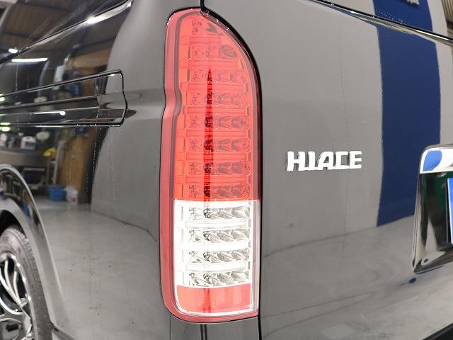 新品ヴァレンティ ハーフレッドLEDテール! | トヨタ レジアスエース 2.7 スーパーGL ワイド ミドルルーフ ロングボディ 4WD 8ナンバー