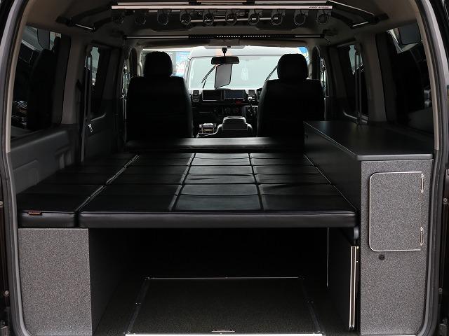 フルフラットも可能です! | トヨタ レジアスエース 2.7 スーパーGL ワイド ミドルルーフ ロングボディ 4WD 8ナンバー
