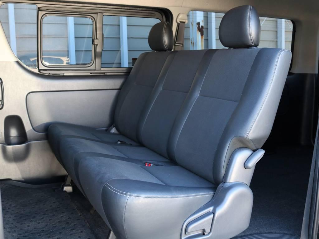 特別仕様車専用シートデザインとなります!