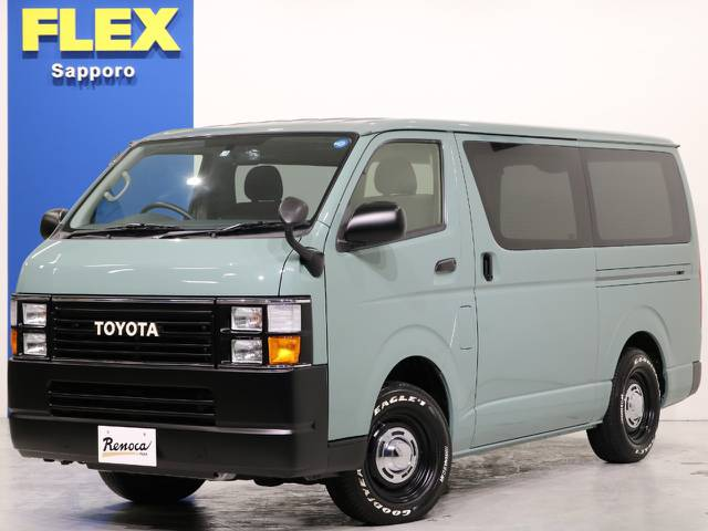 ~HIACE  Renoca Coastlines Aquagray~
