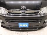 新品FLEXオリジナルフロントリップスポイラーを装着!