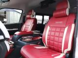 全席レガンスのシートカバーが装備されております!