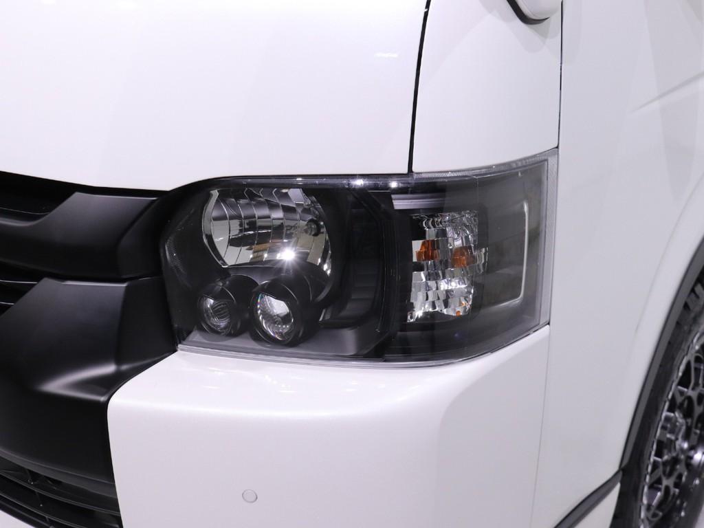 ヘッドライトインナーブラック塗装!
