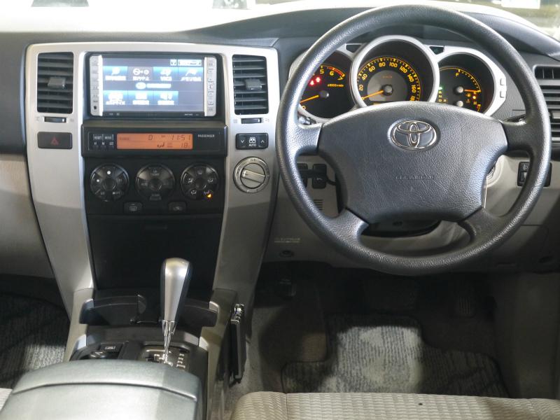 ハイラックスサーフ 2.7 SSR-X リミテッド 4WD