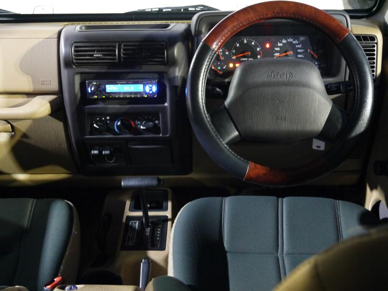 ラングラー サハラ ハードトップ 4WD