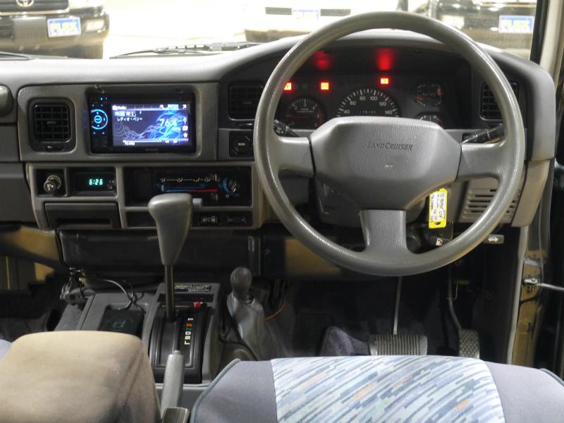 ランドクルーザープラド 3.0 SXワイド リミテッド ディーゼルターボ 4WD