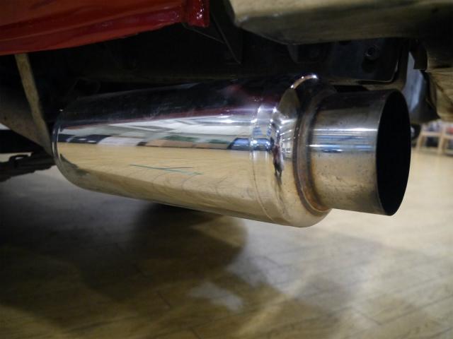 低音奏でる砲弾マフラー!エンジンをかけた瞬間にワクワクしますよ! | トヨタ ランドクルーザー60