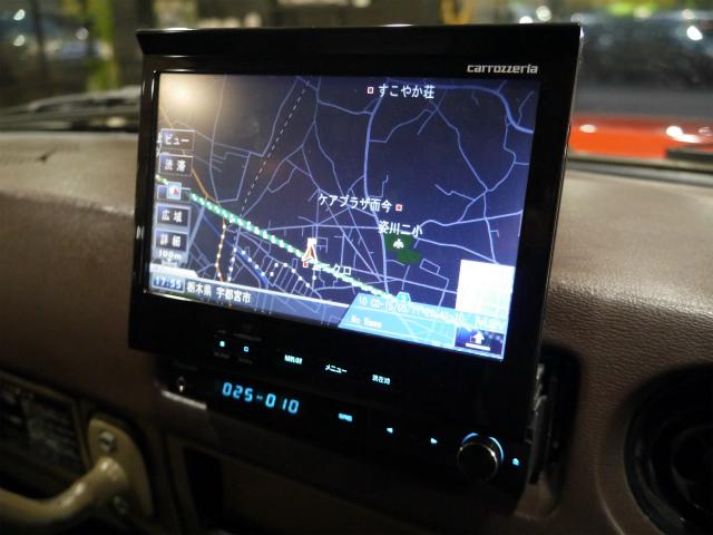 地デジ対応HDDナビ! | トヨタ ランドクルーザー60