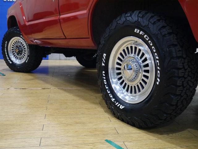 新品DEAN16インチAW&BFオールテレーンタイヤ! | トヨタ ランドクルーザー60
