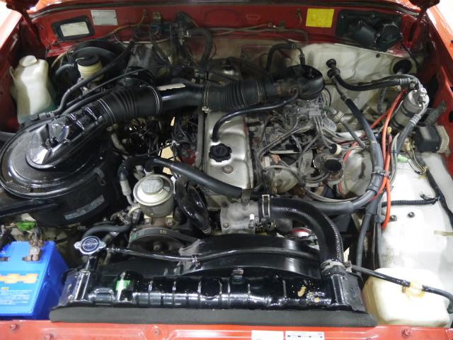 ガソリンの4000CCエンジン! | トヨタ ランドクルーザー60