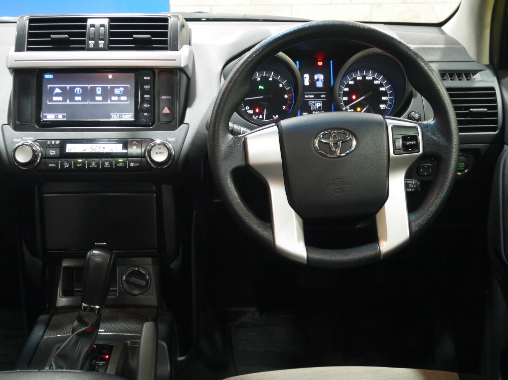 ランドクルーザープラド 2.7 TX アルジェント クロス 4WD