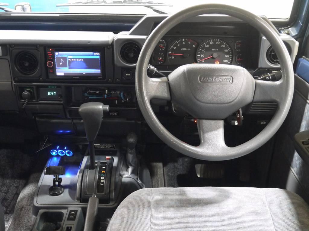 ランドクルーザー70 4.2 LX FRPトップ ディーゼル 4WD