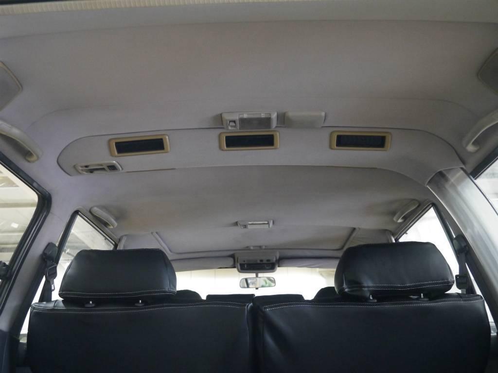 天張り   トヨタ ランドクルーザー80 4.5 VXリミテッド 4WD 60フェイス FLEXオリジナル