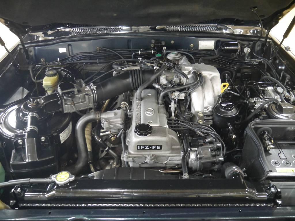 4500ccのエンジン!