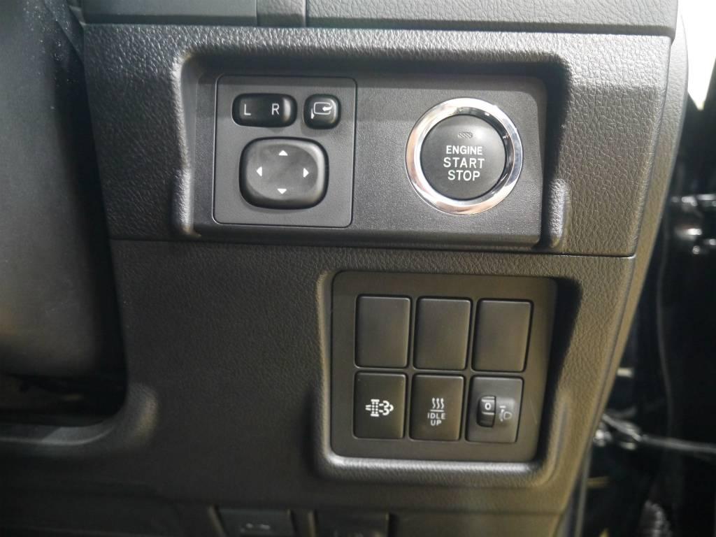 プッシュスタート! | トヨタ ランドクルーザープラド 2.8 TX ディーゼルターボ 4WD