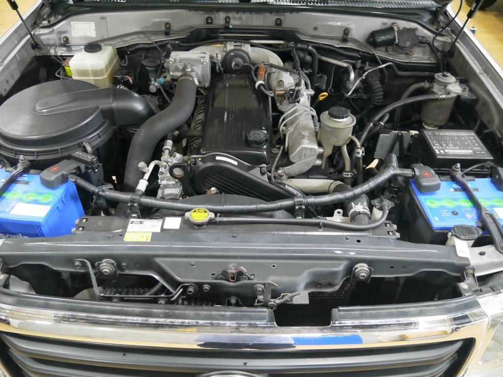   トヨタ ランドクルーザー100 4.2 VX ディーゼルターボ 4WD