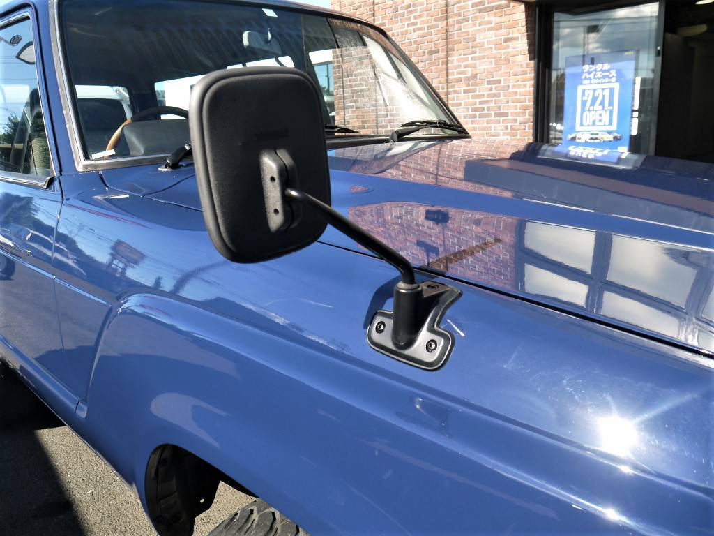 フェンダーミラー!   トヨタ ランドクルーザー60 3.4 観音扉 ディーゼル 4WD
