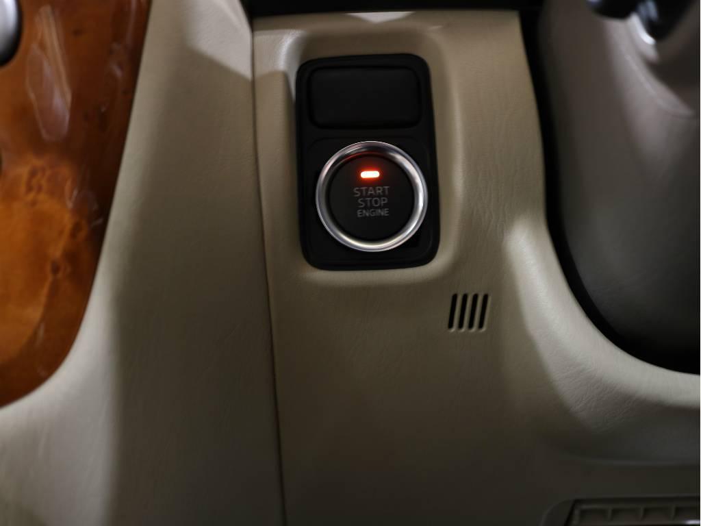 プッシュスタートエンジンに換装! | トヨタ ランドクルーザーシグナス 4.7 4WD プッシュスタート セキュリティー